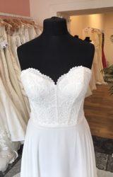 Watters | Wedding Dress | Aline | T87F
