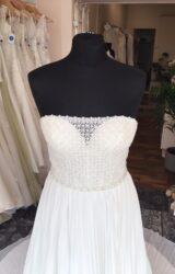 Alan Hannah   Wedding Dress   Aline   T97F