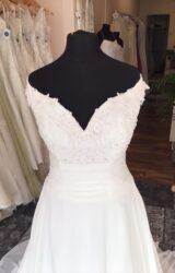 Alan Hannah | Wedding Dress | Aline | T96F