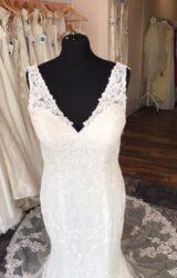 Venus | Wedding Dress | Fit to Flare | T94F