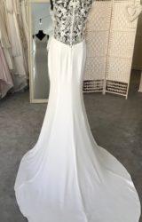 Alan Hannah | Wedding Dress | Column | M146S