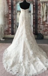 Maggie Sottero | Wedding Dress | Fit to Flare | CA148G