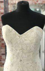 Justin Alexander | Wedding Dress | Fit to Flare | CA149G