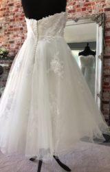 Pronovias | Wedding Dress | Tea Length | CA150G