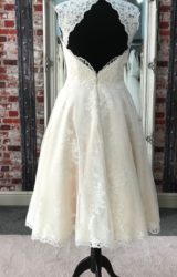 Rita Mae | Wedding Dress | Tea Length | CA154G