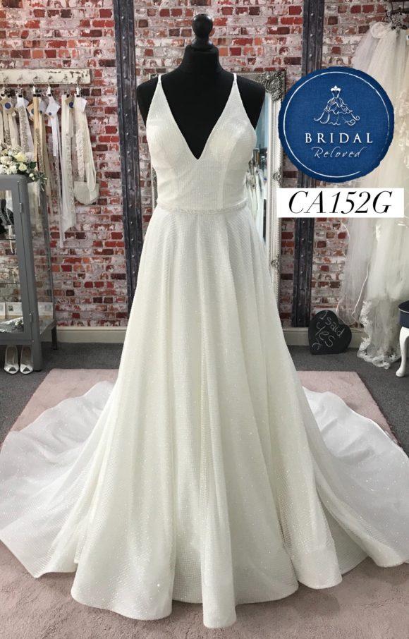 Mia Mia   Wedding Dress   Aline   CA152G