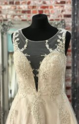 Rita Mae   Wedding Dress   Tea Length   CA155G
