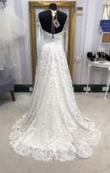AR Couture | Wedding Dress | Fit to Flare | WF238H