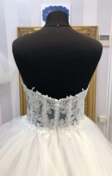 Randy Fenoli | Wedding Dress | Aline | WF260H