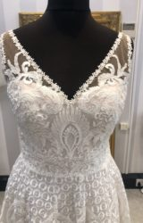 Lillian West   Wedding Dress   Tea Length   WF250H