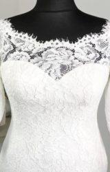 Pronovias   Wedding Dress   Fit to Flare   W751L