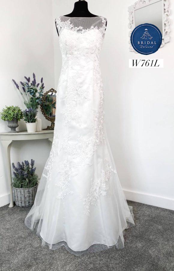 Eternity   Wedding Dress   Fit to Flare   W761L