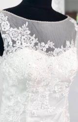 Eternity | Wedding Dress | Fit to Flare | W761L