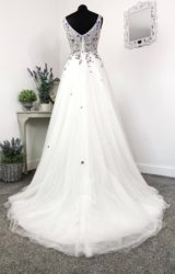 Alan Hannah | Wedding Dress | Aline | W767L