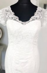 Charlotte Balbier | Wedding Dress | Fit to Flare | W783L