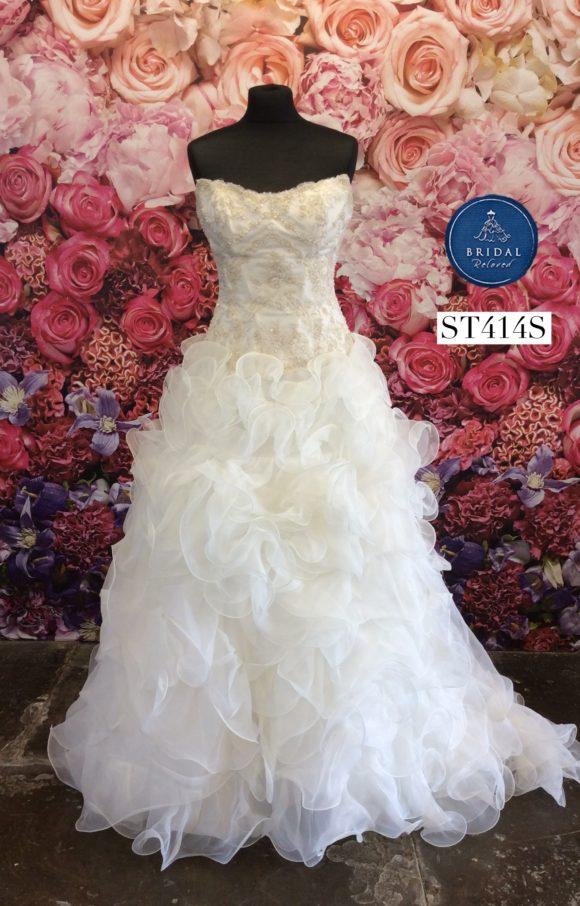 Eddy K | Wedding Dress | Aline | ST414S