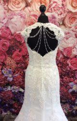 Berketex | Wedding Dress | Fit to Flare | ST415S