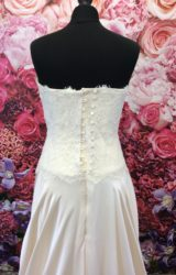 Stephanie Allin | Wedding Dress | Fit to Flare | ST419S