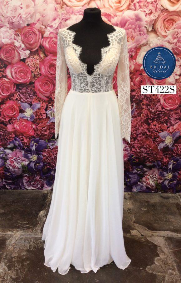 Rita Mae   Wedding Dress   Aline  ST422S