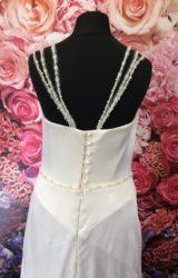 Stephanie Allin | Wedding Dress | Sheath | ST425S