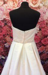 Hilary Morgan   Wedding Dress   Aline   ST434S