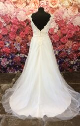 Hilary Morgan | Wedding Dress | Aline | ST432S