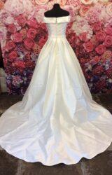 Hilary Morgan | Wedding Dress | Aline | ST430S
