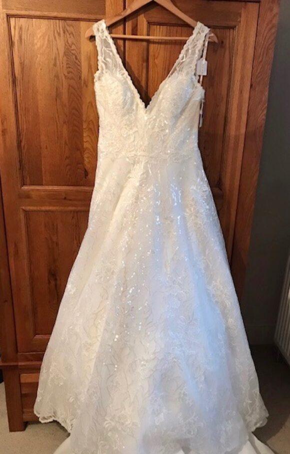 Maggie Sottero | Wedding Dress | Aline | C2099
