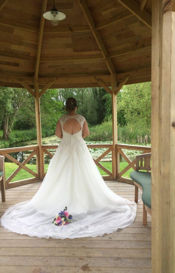 Stella York | Wedding Dress | Aline | C2311
