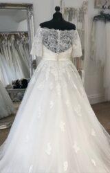 True Bride | Wedding Dress | Aline | LE300M