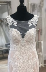 Emily Fox | Wedding Dress | Fit to Flare | LE303M