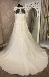 Romantica | Wedding Dress | Fit to Flare | Y106