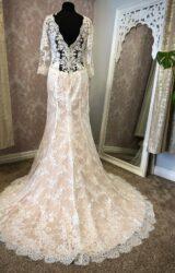 Berketex | Wedding Dress | Fit to Flare | Y124E