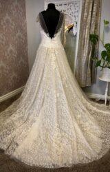 Berketex | Wedding Dress | Aline | Y129E