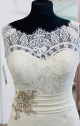 Allure | Wedding Dress | Fit to Flare | D925K