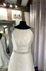 Demetrios | Wedding Dress | Fit to Flare | LA90L