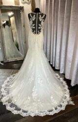 Art Couture | Wedding Dress | Fishtail | LA91L