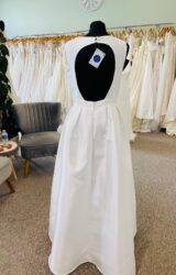 Bespoke | Wedding Dress | Aline | D1081K