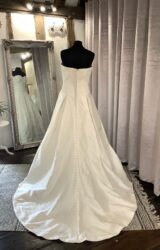 Madeline Isaac James | Wedding Dress | Aline | LA92L