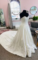 Morilee | Wedding Dress | Aline | D1085K