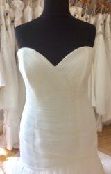 Christina Wu   Wedding Dress   Drop Waist   L415C