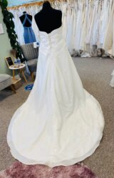 Morilee | Wedding Dress | Aline | D1099K