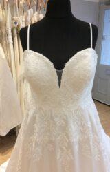 Stella York | Wedding Dress | Aline | L402C
