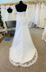 Veromia | Wedding Dress | Aline | D1095K
