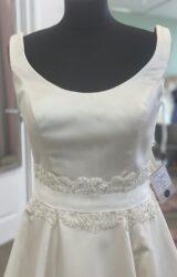 Benjamin Roberts   Wedding Dress   Aline   D1087K