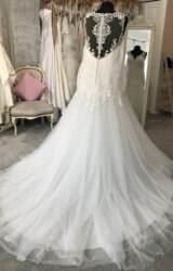 Morilee | Wedding Dress | Fit to Flare | M155S