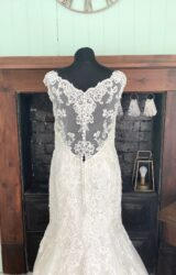 Morilee | Wedding Dress | Fit to Flare | SH146S
