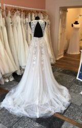 Essence of Australia | Wedding Dress | Aline | T104F