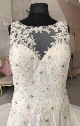 Alexia | Wedding Dress | Aline | M157S