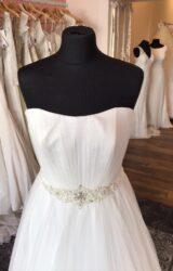 Sassi Holford | Wedding Dress | Aline | T116F